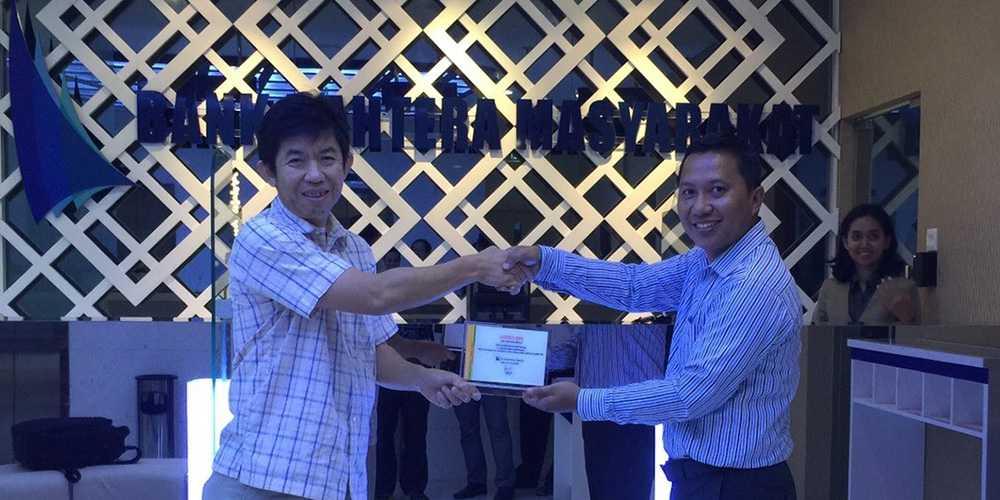 Bank Bahtera Masyarakat<br>Signing Agreement CorSys-BPR<br>(2013)